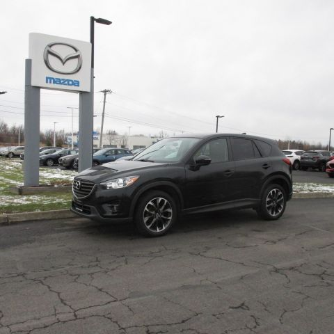 2016 Mazda CX-5 Grand Touring AWD Certified
